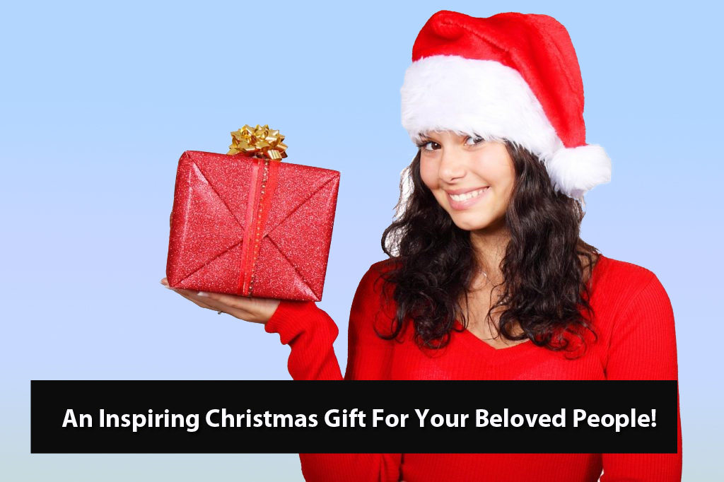 This Product Can Be An Inspiring Christmas Gift For Your Beloved People!