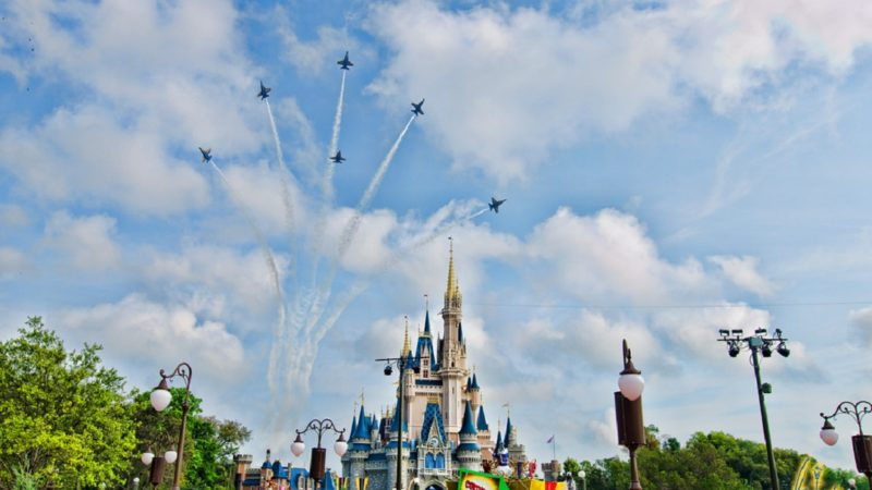 Let's Take a Sports Vacation to Disney World
