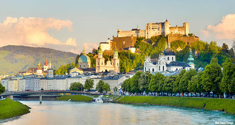 Travel Guide to Salzburg