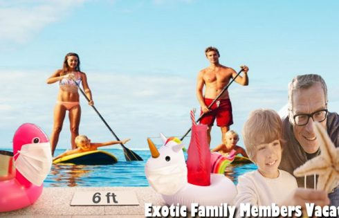Exotic Family Members Vacations