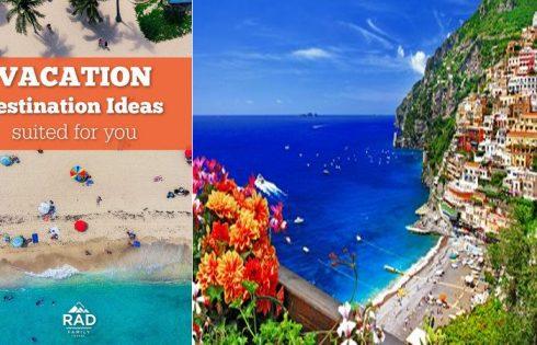 Destination Vacation Ideas