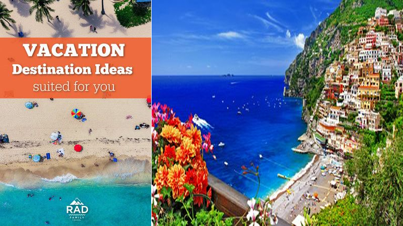 Destination Vacation Ideas